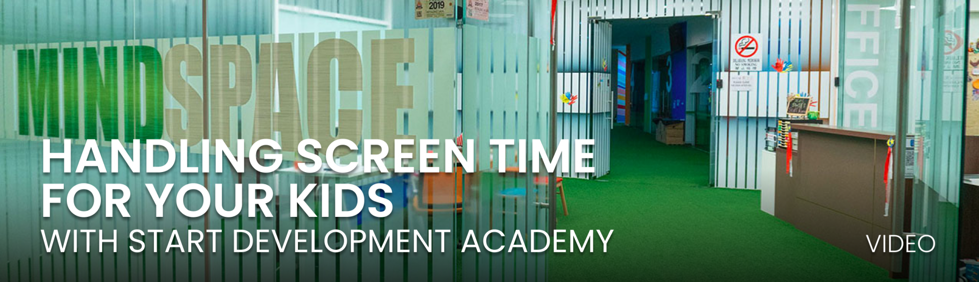 Handling Screen Time For Your Kids with START Development Academy